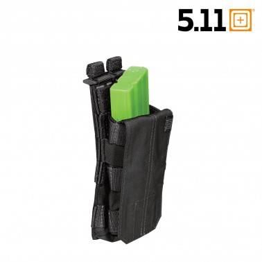 5.11 poche simple m4 g36 bungee molle noir