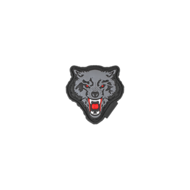 patch pvc wolf couleur