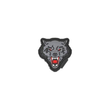 patch pvc wolf couleur