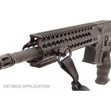 Support rail pour quick detache keymod - UTG tl-swpk01