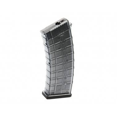 chargeur rk74 g&g 115 bb's mid cap effet transparent g-08-147