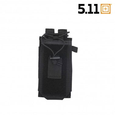 poche radio 5.11 noir 511-58718