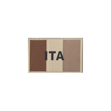 patch italie tissé couleur desert claw gear