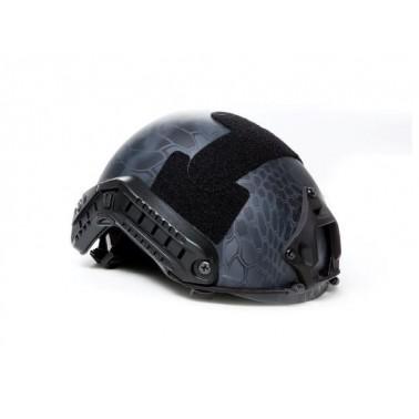 casque fast helmet typhon strike helmet asg + accessoires 18389