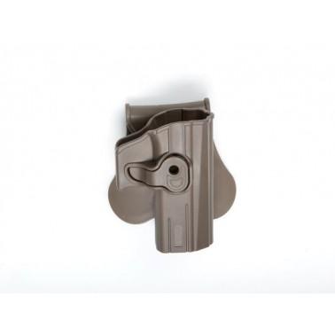 holster rigide cz p-07 p-09 FDE strike systeme 18431