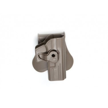 holster rigide glock FDE strike systeme 18427
