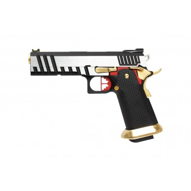 hi-capa aw hx2002 black gold rouge