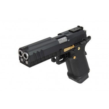 aw hx2102 double barrel full black