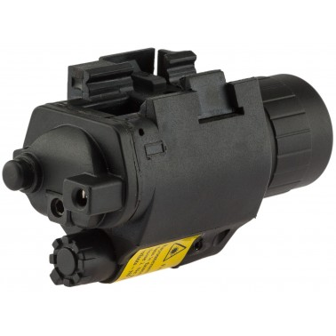 bloc lampe xenon et  laser RTI avec deporte a69601