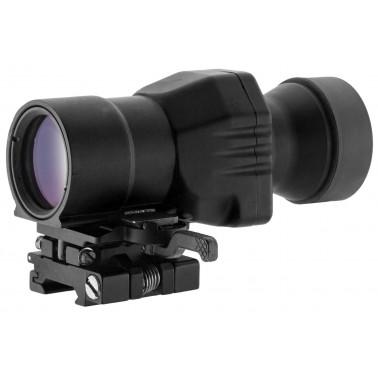 magnifier nuprol x4 tech 800 noir sur flip