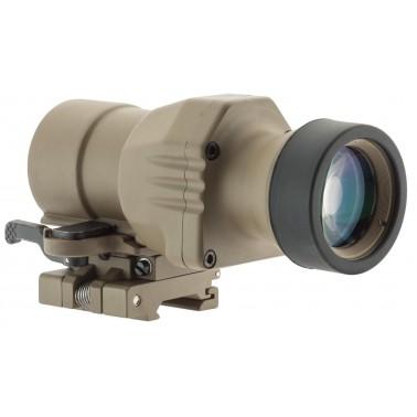 magnifier nuprol x4 tech 800 tan sur flip