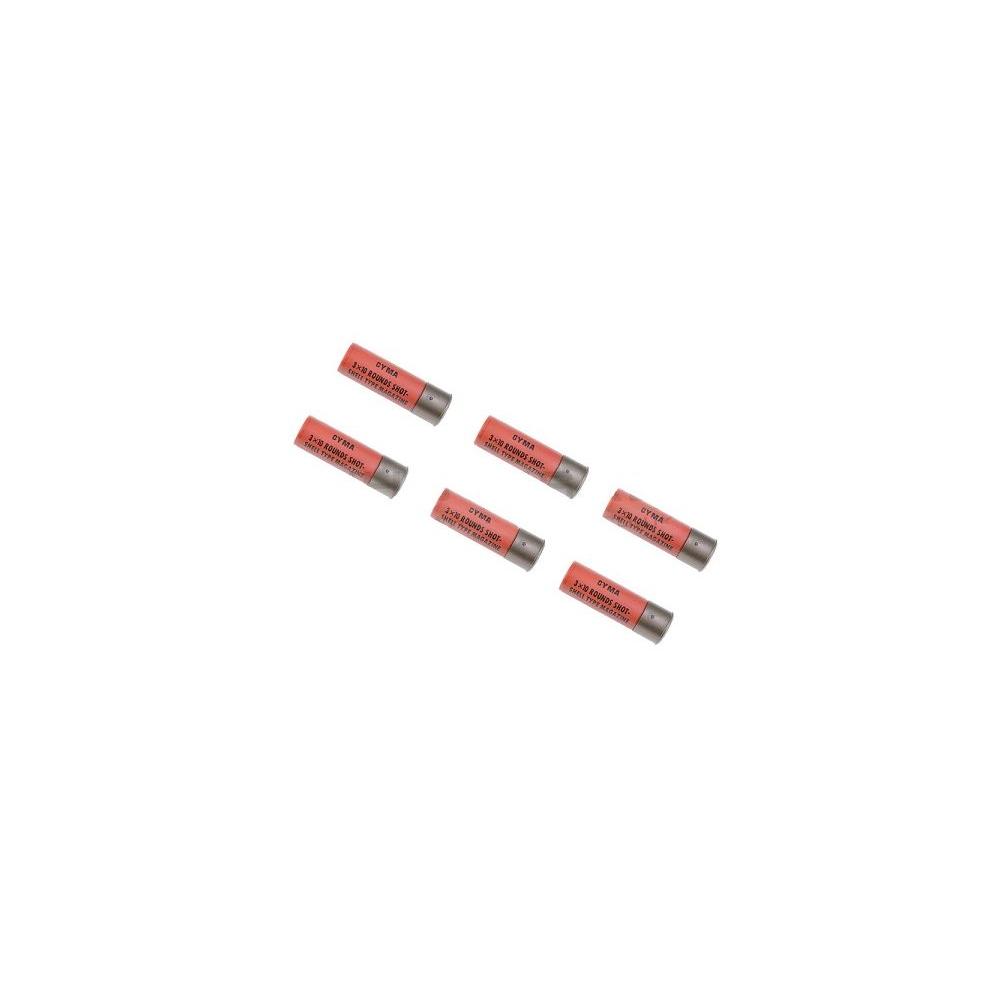 lot 6 douilles 30 bb's cyma compatible franchi et marui 605025