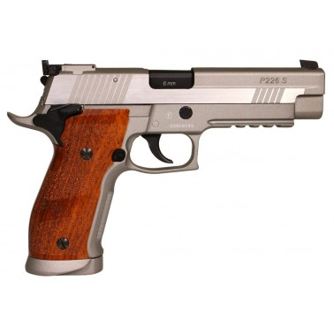 sig sauer xfive x-five hairline gbb co2 kwc 280549