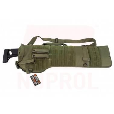 carquois PMC pour fusil à pompe vert od nuprol