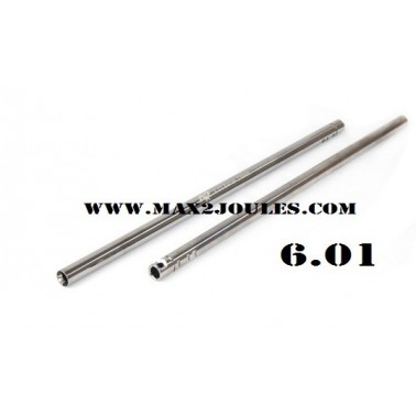 Canon de precision 6.01 500mm long A2A pour mauser