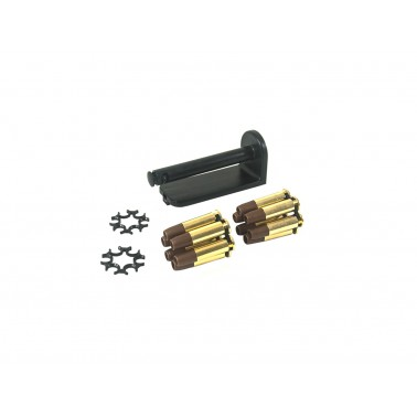 kit moon clip set dan wesson 715 18617