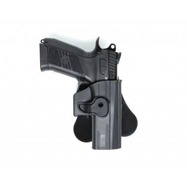 holster p-07 p-09 noir strike systeme 18383