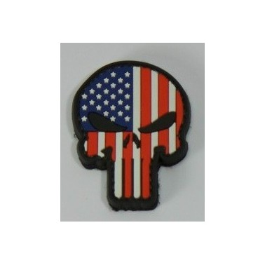 patch pvc punisher americain usa
