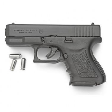 bruni GAP glock 17 pistolet alarme 9mm a blanc