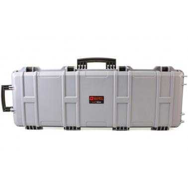 Mallette urban grey  avec roulettes 105 x 33 x 15 Waterproof - Nuprol