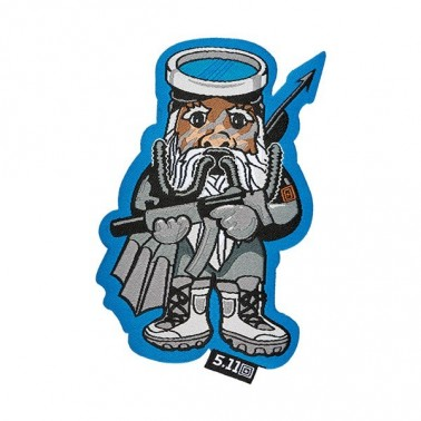 patch 5.11 navy seal gnome