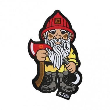 patch 5.11 pompier firefighter gnome