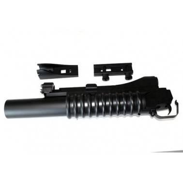 lance grenade m203 s&t noir long