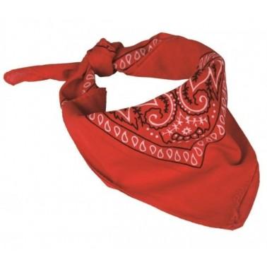 bandana foulard rouge