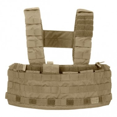 gilet tactec chest rig 5.11 sable 511-56061-328