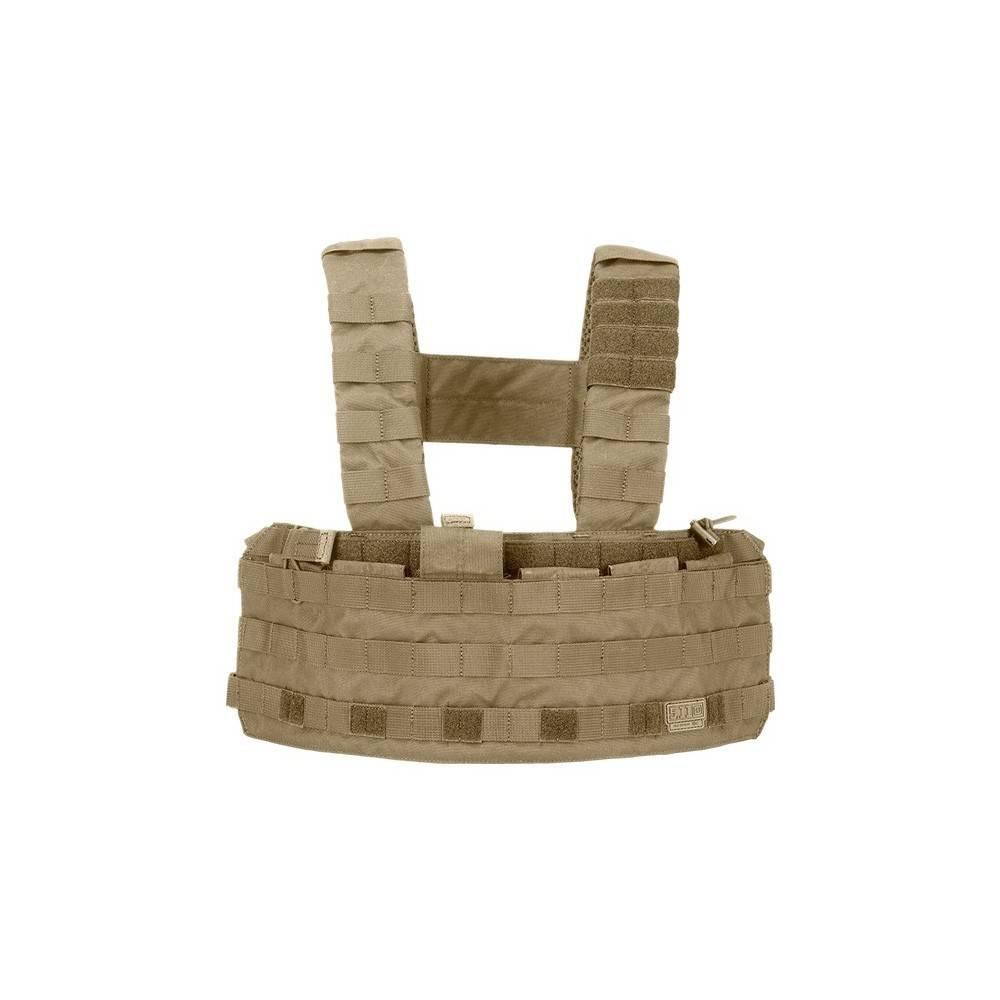 gilet tactec chest rig 5.11 sable 511-56061-328