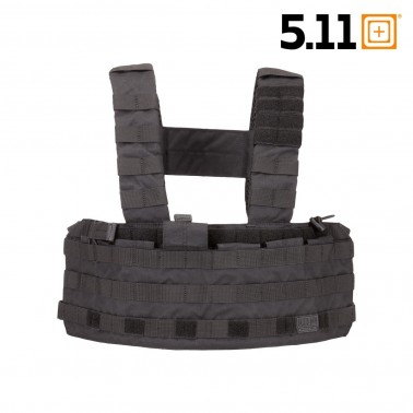 gilet tactec chest rig 5.11 noir 511-56061-019