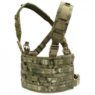 gilet ops chest rig multicam CONDOR