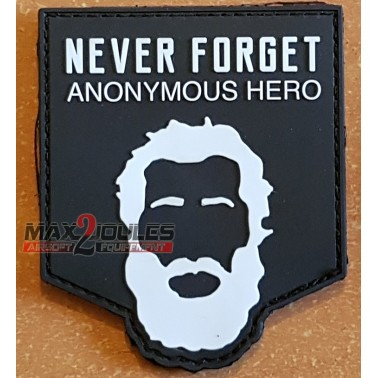 patch never forget anonymous hero