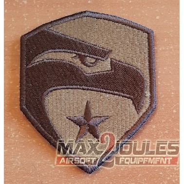 patch velcro gijoe tan