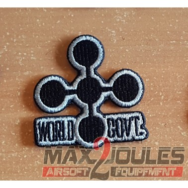 patch velcro one piece illuminati nouvel ordre world govt
