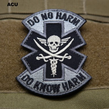 patch scratch do no harm pirate acu