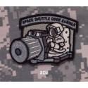 patch velcro msm space shuttle door gunner acu
