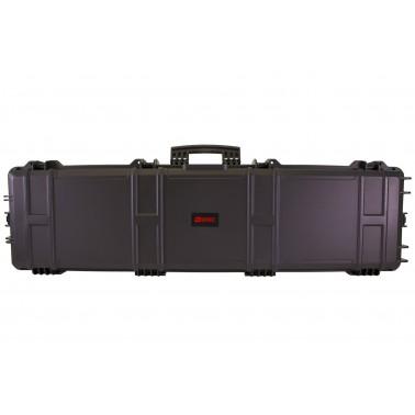 Mallette XL Waterproof noire 137 x 39 x 15 cm mousse pré-découpée - Nuprol mal735