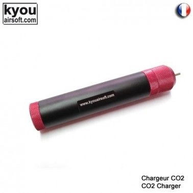 chargeur co2