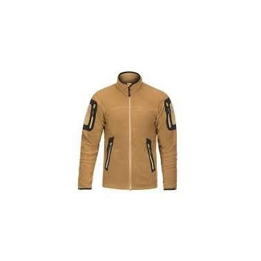 veste coyote polaire clawgear aviceda fleece jacket