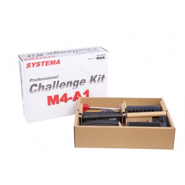 m4 systema challenge kit tw-ck-cqbr-max3-e
