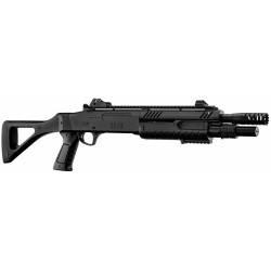 fusil à pompe FABARM STF/12-11'' 3bb's noir 0,8j - BO MANUFACTURE