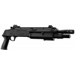 fusil à pompe FABARM STF/12-11'' 3bb's noir sans crosse 0,8j - BO