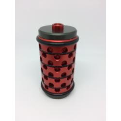 grenade Nova 48 reutilisable rouge et noir