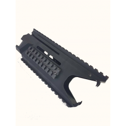 garde main scorpion EVO modele serpent
