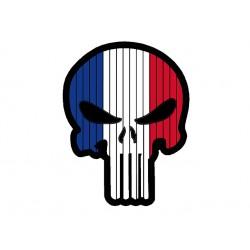 patch pvc skull france