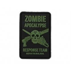 patch pvc zombie apocalypse