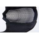 demi masque grillagé TMC woodland + fixations sur casque