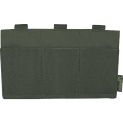 poches molle 3 emplacements low profile OD VIPER vtmagplg
