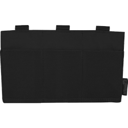 poches molle 3 emplacements low profile noir VIPER vtmagplbck